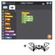 Ressource logiciel Tablette et ses 4 drones associés