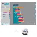 Ressources logiciel OZOBOT pour tablettes IOS et Android associées à un robot OZOBOT BIT