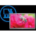 """écran interactif 70"""" BoxLight Mimio 4K"""