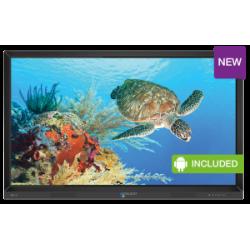 """écran interactif 75"""" BoxLight Mimio 4K"""