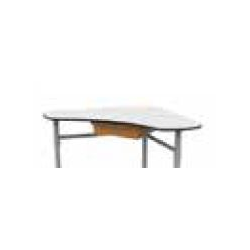 Casier plastique pour table ERGOS Desk21