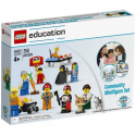"Kit de figurines ""Communauté"" Lego Education"