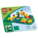 Lot de 4 Grandes Plaques de Base Lego Education