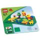 Lot de 4 Grandes Plaques de Base Lego Education