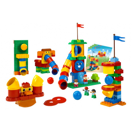 Kit d'Expériences avec Tubes LEGO® DUPLO®