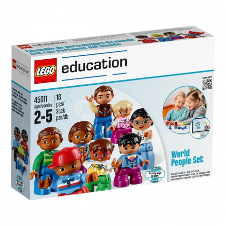 Kit de figurines du monde LEGO® DUPLO®