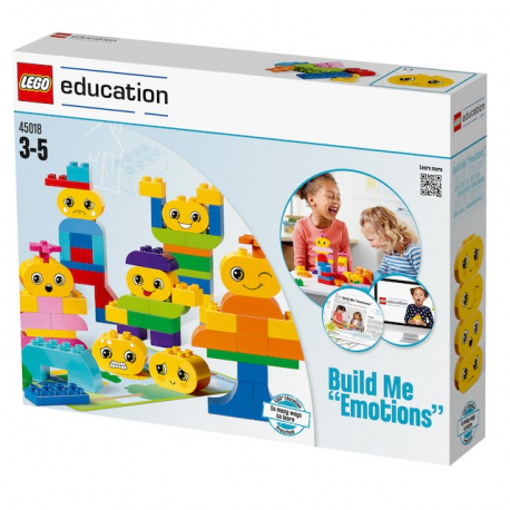 Construis tes émotions LEGO® DUPLO®