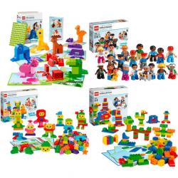 Ensemble Construisons des compétences sociales LEGO® DUPLO®