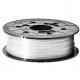 Bobine de filament PLA (DYEING) 600 G pour Da Vinci color BLANC