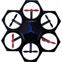 Drone Transformable AirBlock