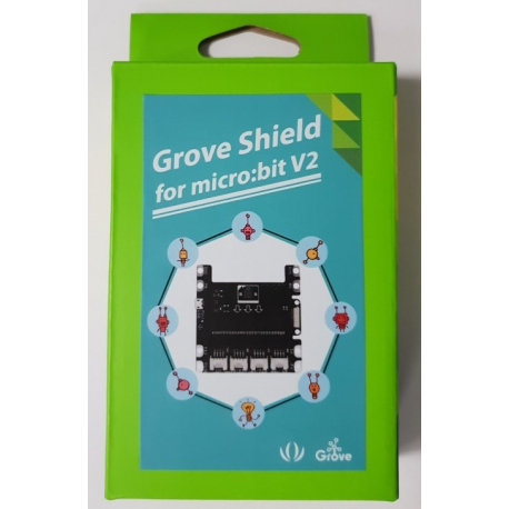 Grove shield for microbit V2