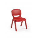 Chaise polypropylène maternelle taille 1