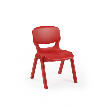 Chaise polypropylène maternelle taille 2