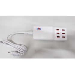 Hub de Charge TTS 6 ports