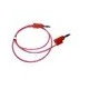 Cable banane rouge