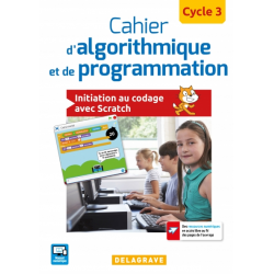 Cahier d'algorithmique et de programmation Cycle 3 pour robot MBOT (2017)