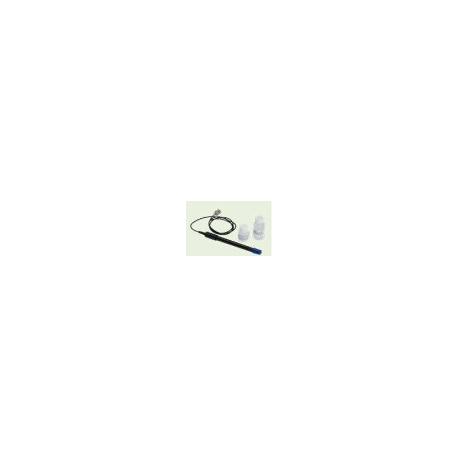 Electrode pour mesure d'oxygene dissous