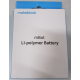 Batterie rechargeable pour robot M-BOT