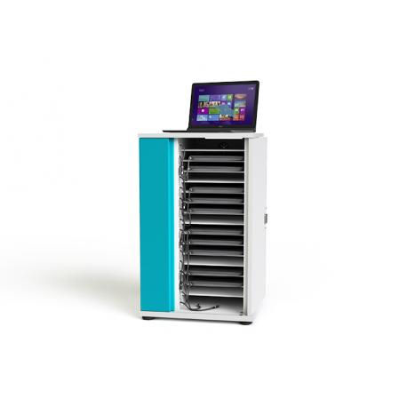 Armoire de charge 16 ordinateurs ZIOXI