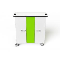 Chariot de charge 32 tablettes ZIOXI à clé