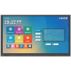 "Ecran interactif multi-fonctions 4K 65"" avec Windows 10"