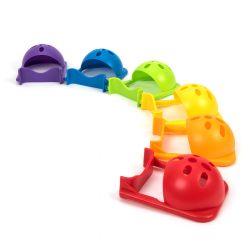 Pack de 6 poussoires pour Robot BeeBot / BlueBot