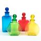 Flacons mesureurs pour mathématiques (Mini bouteilles).
