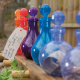 Bouteilles de potion (Colorées)