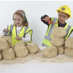 Blocs pour mur de pierre