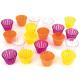 20 gobelets astucieux pour boîte lumineuse