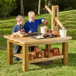 Table pour poids et balances