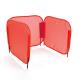Barrière Pop-Up (rouge)
