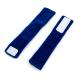 Bracelets lestés (bleu école)