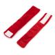 Bracelets lestés (Rouge école)