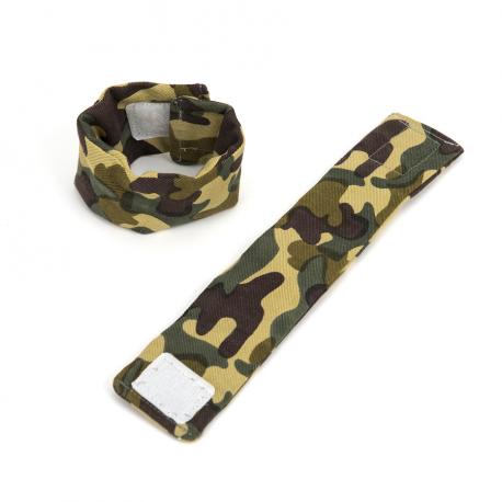 Bracelets lestés (Camouflage)