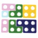 Malettes de numération de bureau en silicone NUMICON