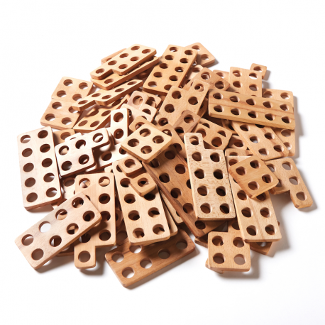 Mallettes de numération de bureau (TTS) en silicone