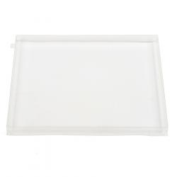 Surface protectrice pour jeux salissants sur panneau lumineux A3
