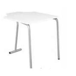 table pour etudiant 180° en melamine zioxi