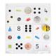 Tapis de poche pour BEE-BOT 8 x 8