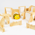 Course d'obstacle pour BEE-BOT