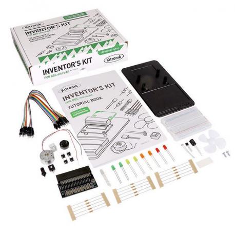 Kit de l'inventeur pour le micro BBC: bit, pack de 20