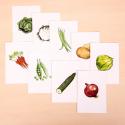 Carte pour porte féerique (Végétales)