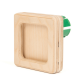 Cadran image en bois pour mur TTS 10pièces