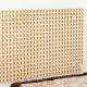 Mur planche de bois seul
