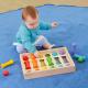 Collection de tri en bois pour enfant