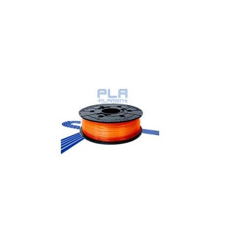 Orange clair – Bobine de filament PLA, pour Da Vinci 1.0 Pro, 600g