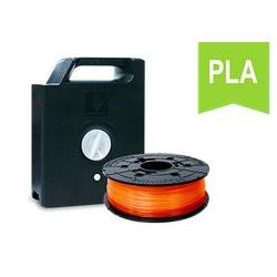 Orange clair – Cartouche de filament PLA, pour Da Vinci 1.0 Pro, 600g