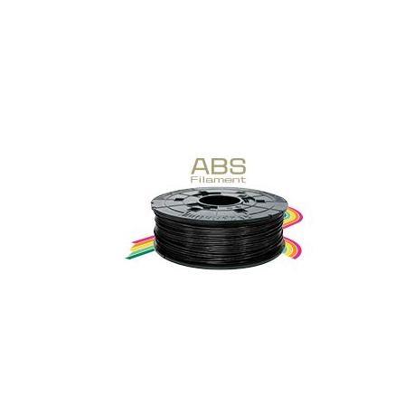 Noir - Bobine de filament ABS, pour Da Vinci 1.0 Pro, 600g