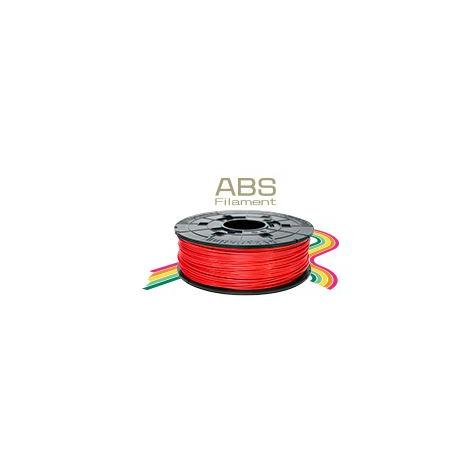 Rouge - Bobine de filament ABS, pour Da Vinci 1.0 Pro, 600g
